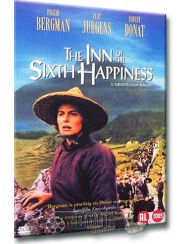 The Inn of The Sixth Happiness - Ingrid Bergman - DVD (1958)