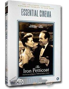 The Iron Petticoat - Bob Hope, Katharine Hepburn - DVD (1956)