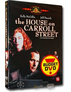 The House on Carroll Street - Kelly McGillis - DVD (1988)