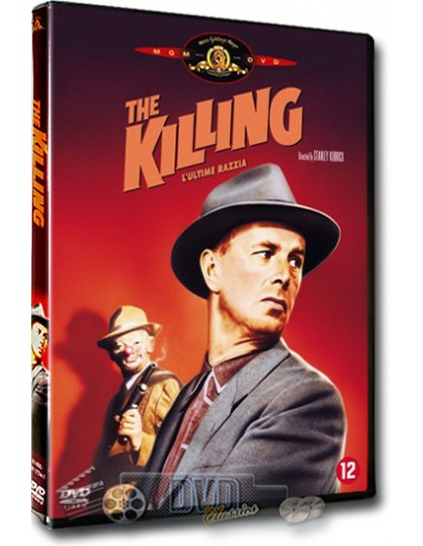 The Killing - Sterling Hayden, Coleen Gray - DVD (1956)
