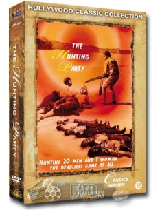 The Hunting Party - Gene Hackman, Candice Bergen - DVD (1972)