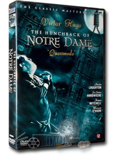 The Hunchback of Notre Dame - Charles Laughton - DVD (1939)