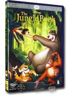 The Jungle Book - Diamond Edition - Walt Disney - DVD (1967)