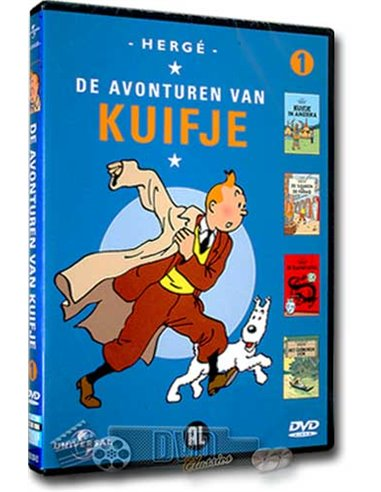 Kuifje Collection 1 - DVD (1991)