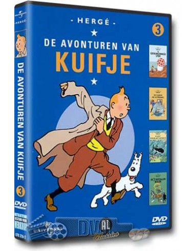 Kuifje Collection 3 - DVD (1991)
