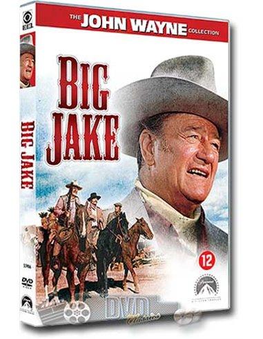 John Wayne in Big Jake - Richard Boone, Maureen O'Hara - DVD (1971)