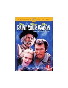 Clint Eastwood - Paint Your Wagon - Lee Marvin - DVD (1969)