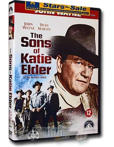 John Wayne in The Sons of Katie Elder - Dean Martin - DVD (1965)