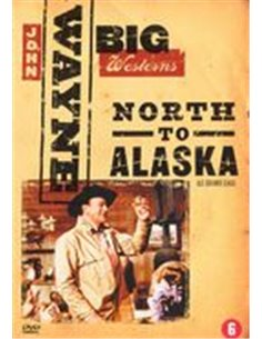 John Wayne in North to Alaska - DVD (1960)