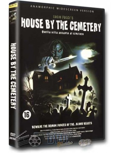 House by the Cemetery - DVD (1981)