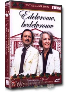 Edelvrouw Bedelvrouw - To the Manor Born - Christmas - DVD (1979)