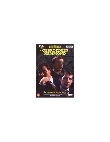 Gebroeders Hammond - Seizoen 1 - DVD (1972)
