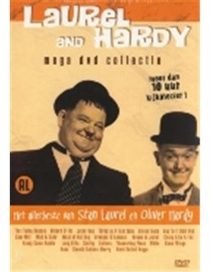 Laurel & Hardy - Mega DVD Collectie [6DVD]