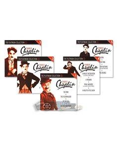 Charlie Chaplin Platinum Collectie deel 1 [5DVD]