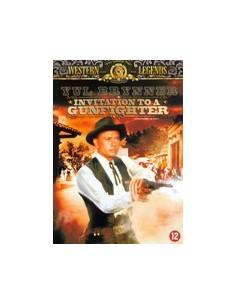 Invitation to a Gunfighter - Yul Brynner - DVD (1964)