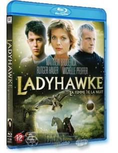 Ladyhawke - Michelle Pfeiffer, Rutger Hauer - Blu-Ray (1985)