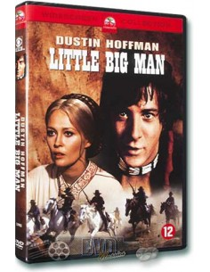 Little Big Man - Dustin Hoffman, Faye Dunaway - DVD (1970)