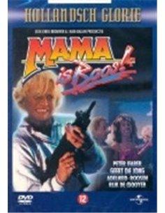 Mama is Boos - Peter Faber, Geert de Jong - DVD (1986)