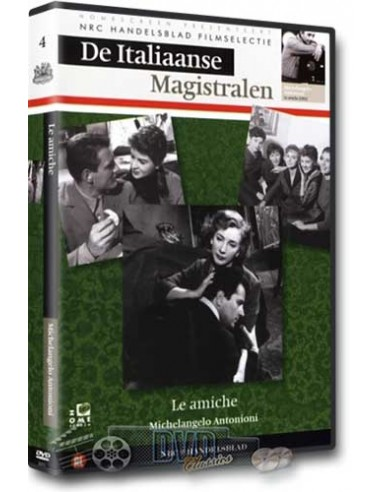 Le Amiche - Eleonora Rossi Drago, Gabriele Ferzetti - DVD (1955)