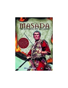Masada - Peter O'Toole, Peter Strauss - DVD (1981)