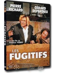 Les Fugitifs - Pierre Richard, Gérard Depardieu - DVD (1986)