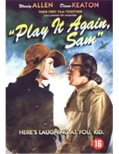 Play it again, Sam - Woody Allen, Diane Keaton - DVD (1972)