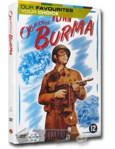 Objective Burma - Errol Flynn - Raoul Walsh - DVD (1945)