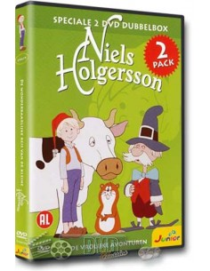 Niels Holgerson 2 pack - DVD (1981)