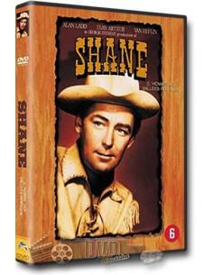 Shane - Alan Ladd, Jack Palance - DVD (1953)