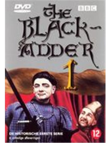 The Black Adder - Seizoen 1 - Rowan Atkinson- DVD (1983)