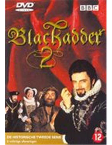 The Black Adder - Seizoen 2 - Rowan Atkinson - DVD (1986)