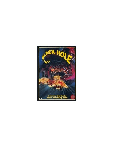 The Black Hole - Anthony Perkins, Roddy McDowall - DVD (1979)
