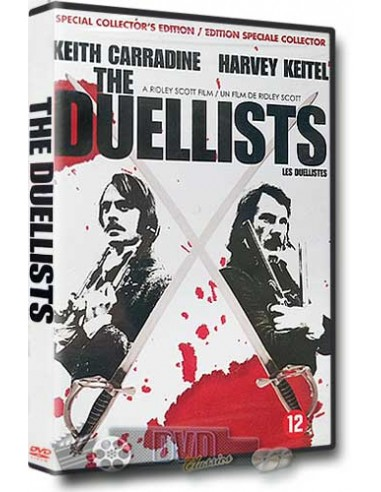 The Duellists - Albert Finney, Harvey Keitel - DVD (1977)