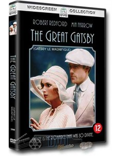 The Great Gatsby - Robert Redford, Mia Farrow - DVD (1974)