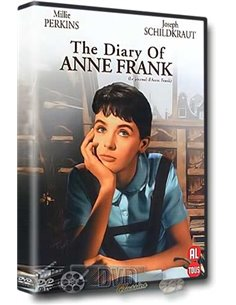 The Diary of Anne Frank - George Stevens - DVD (1959)