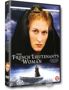 The French Lieutenant's Woman - Meryl Steep, Jeremy Irons - DVD (1981)