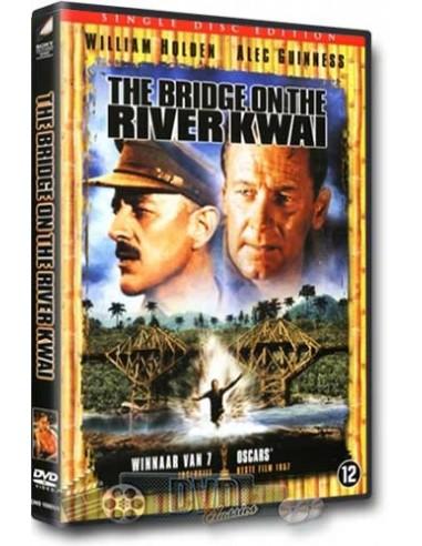 The Bridge on the River Kwai - David Lean - DVD (1957)
