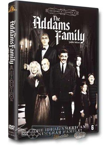 The Addams Family - Seizoen 3 - DVD (1966)