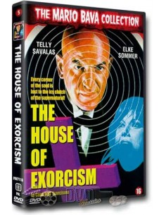 The House of Exorcism - Telly Savalas, Elke Sommer - DVD (1975)