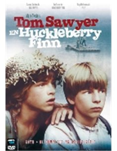 Tom Sawyer & Huckleberry Finn - DVD (1979)