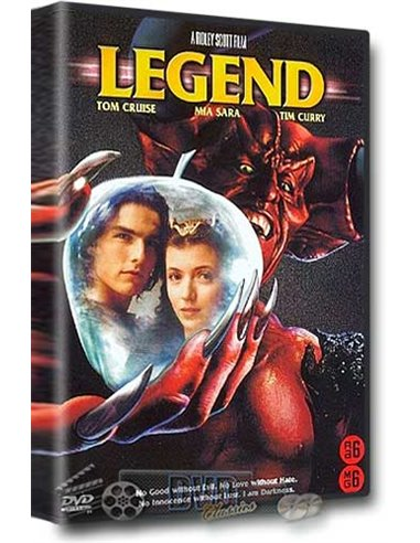 Legend - Mia Sara, Tim Curry, Tom Cruise - DVD (1985)