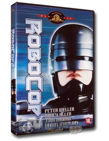 Robocop 2 - Peter Weller - Irvin Kershner - DVD (1990)