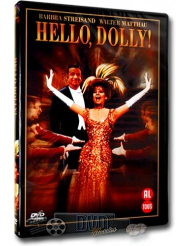 Hello Dolly - Barbra Streisand, Walter Matthau - DVD (1969)