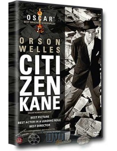 Citizen Kane - Joseph Cotten - Orson Welles - DVD (1941)