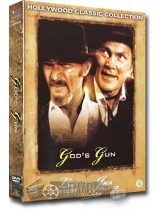 God's Gun - Jack Palance, Lee Van Cleef - DVD (1978)