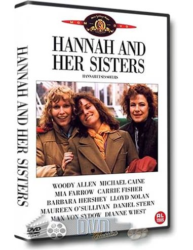 Hannah and Her Sisters - Woody Allen - DVD (1986)