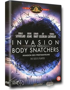 Invasion of the Body Snatchers - Donald Sutherland - DVD (1978)