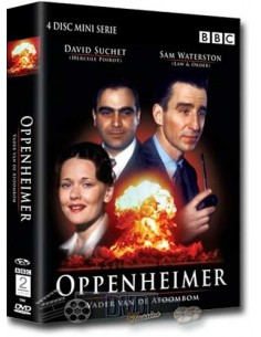 Oppenheimer - Father of the Atomic Bomb - Barry Davis - DVD (1980)