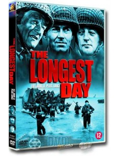 The Longest Day met sterrencast - Andrew Marton - DVD (1962)