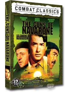 The Guns of Navarone - Gregory Peck , David Niven - DVD (1961)